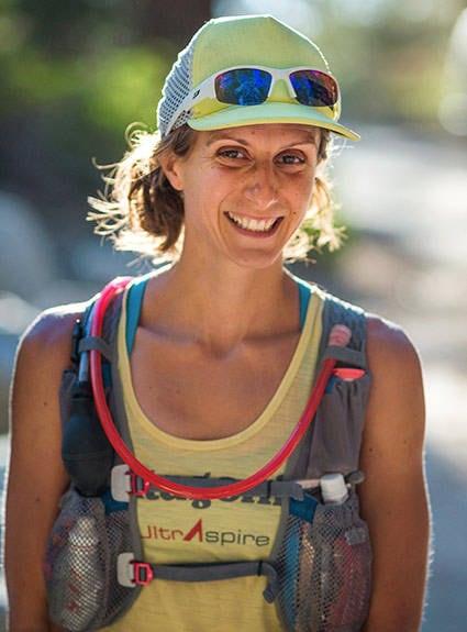 Patagonia Trail Running Ambassador Krissy Moehl