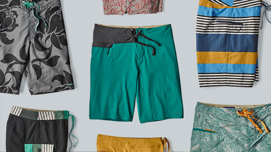 Men's Fair Trade Board Shorts