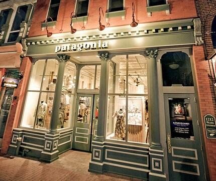 Patagonia Retail Store: Boulder