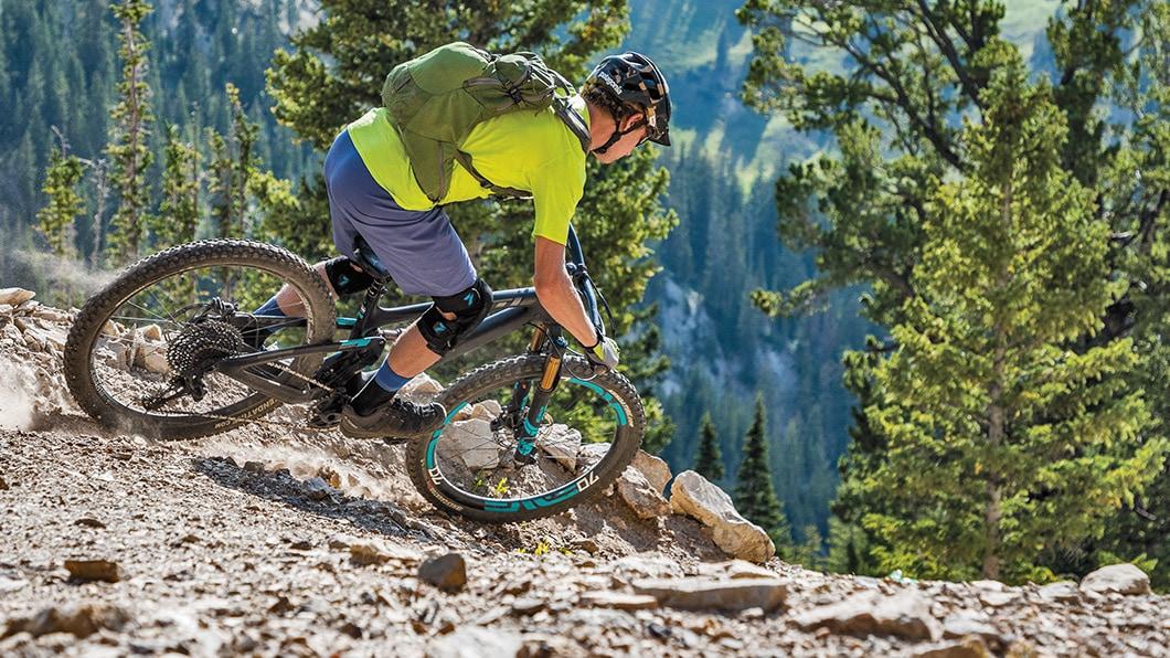 Men's Mountain Biking