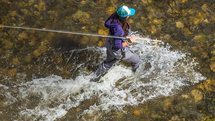 Women's Fly Fishing Favorites