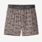M's Essential Boxers - Protected Peaks Multi: Feather Grey (PRFG)