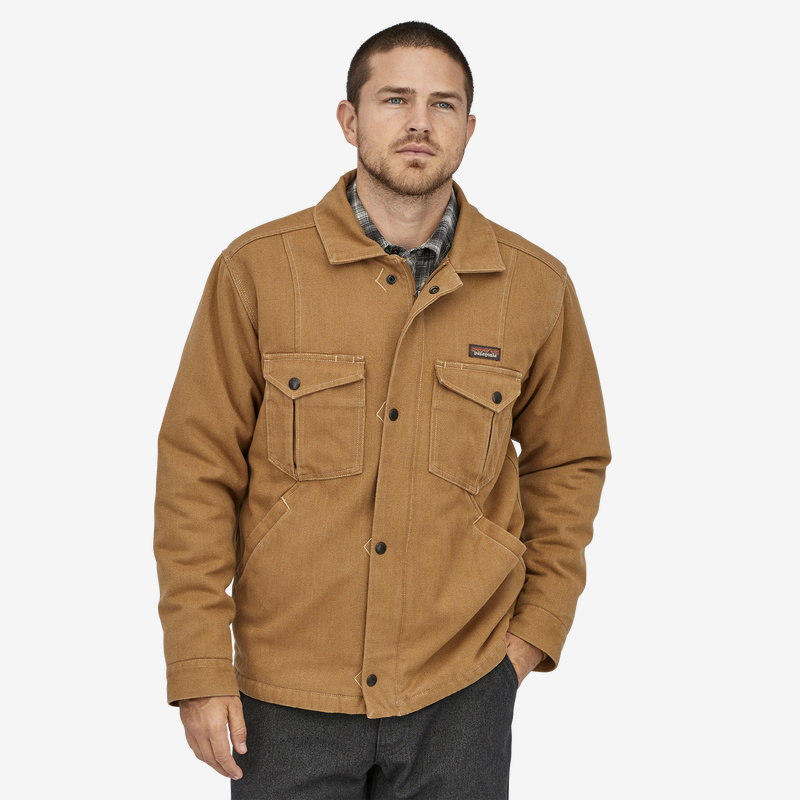 Men S Casual Jackets Amp Vests By Patagonia