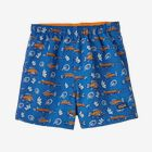 Baby Baggies™ Shorts - Fishies in the Swamp: Bayou Blue (FSBE)