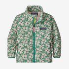 Baby Down Sweater, Pollen Confetti Small: Light Beryl Green (PCLG)