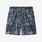"Boys' Baggies™ Shorts - 5"", Bushwhack Batik: New Navy (BUNN)"