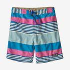 """M's Wavefarer® Boardshorts - 19"""", Fitz Stripe: Joya Blue (FSJB)"""