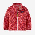 Baby Nano Puff® Jacket, Barn Dance Multi: Catalan Coral (BMCC)