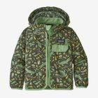 Baby Baggies™ Jacket - Alligators and Bullfrogs: Kale Green (ABKG)