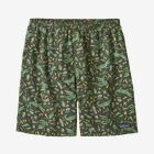 "M's Baggies™ Longs - 7"" - Alligators and Bullfrogs: Kale Green (ABKG)"