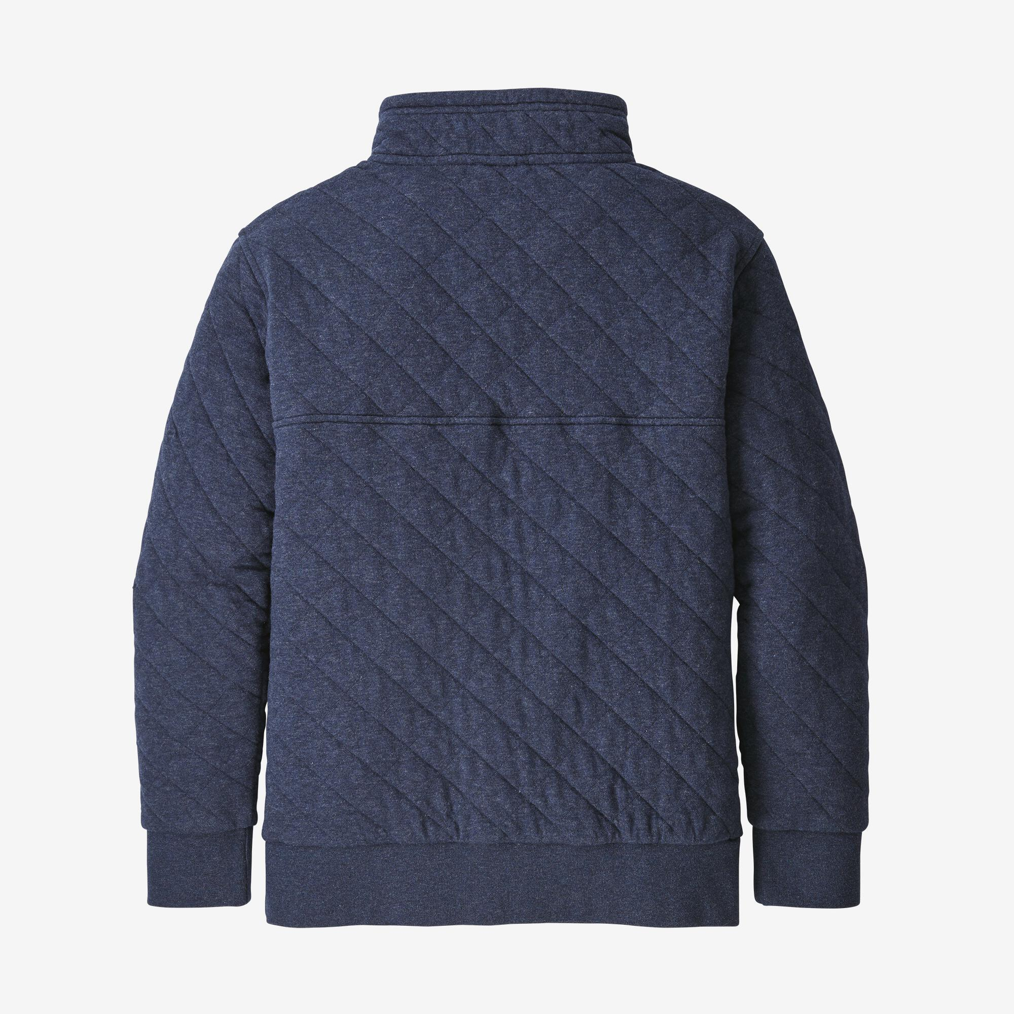 Patagonia Kids Organic Cotton Quilt Snap T 174 Pullover