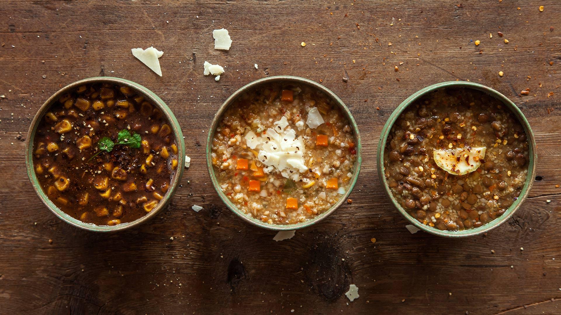Why Food? By Yvon Chouinard