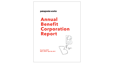 Annual Benefit Corporation Report
