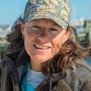 Captain Sarah Gardner