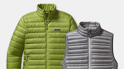 Shop Patagonia down insulation products