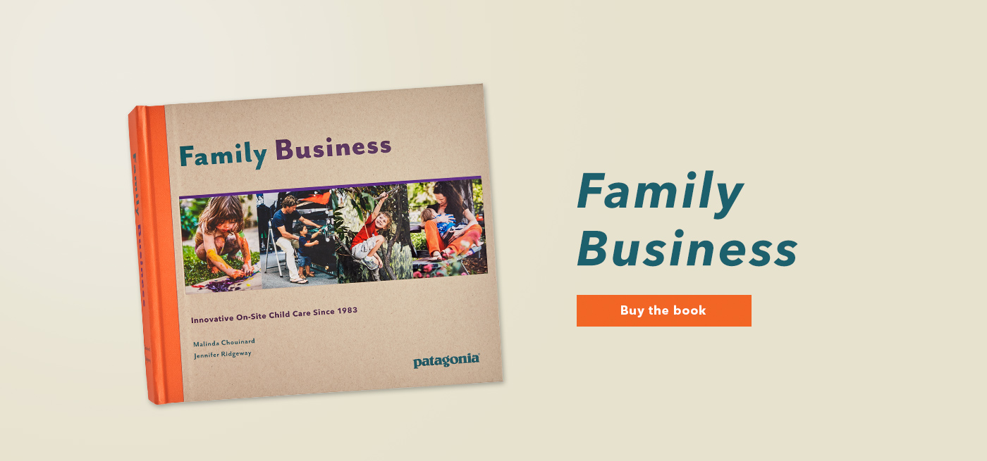 Family Business: Innovative On-Site Child Care Since 1983, by Malinda Chouinard and Jennifer Ridgeway (Hardcover book)