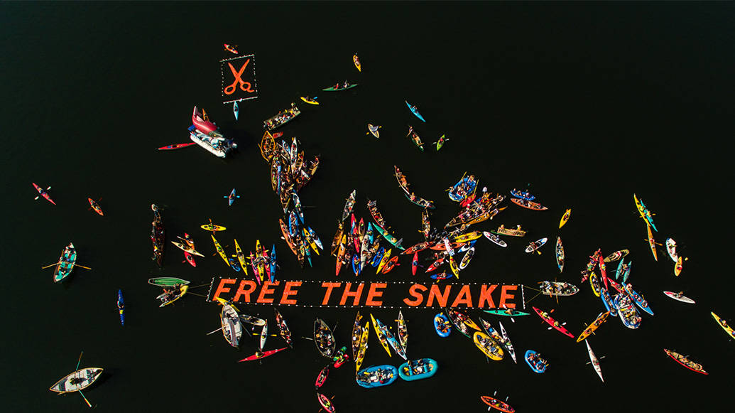 Free the Snake